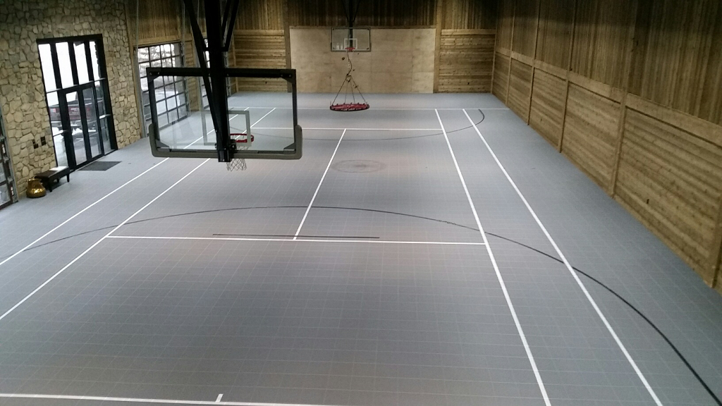 52'x120' indoor Sport Court, Priddis, AB